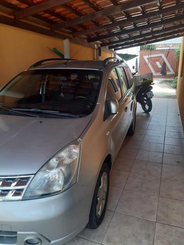 Nissan Grand Livina 1,8 Sl Flex Aut.