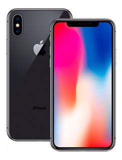Apple iPhone X 64gb -desbloqueado Anatel Original De Vitrine