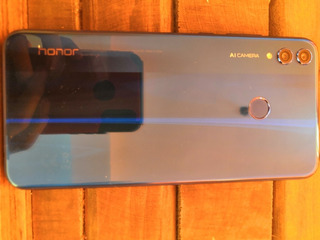 Celular Honor 8x