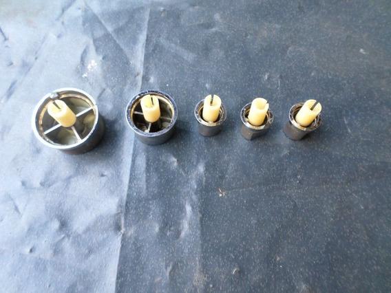 Knobs Usado De Som Antigo