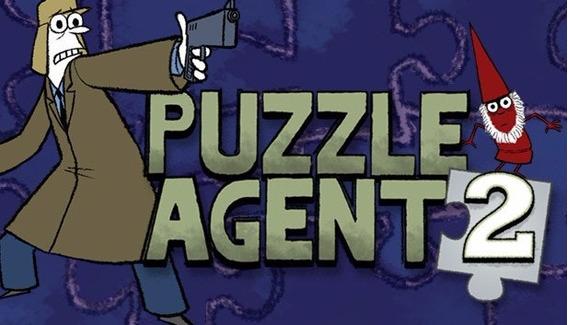 Puzzle Agent 2 - Pc Versão Digital Steam + Jogo De Pc De Bnd