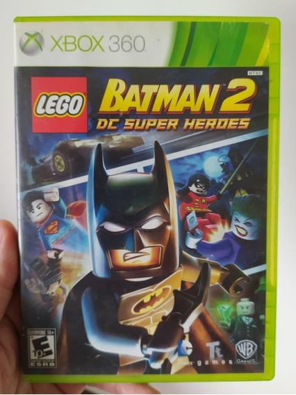 Lego Batman 2 Dc Super Heroes Original Mídia Física Xbox 360