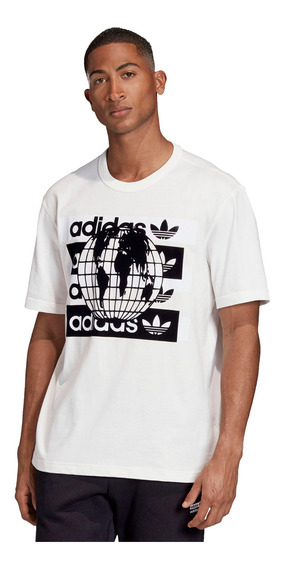 Remera adidas Originals R.y.v Message -fm2256