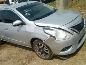 Sucata Nissan Versa Cvt 1.6 Automático 2017 Rs Caí Peças