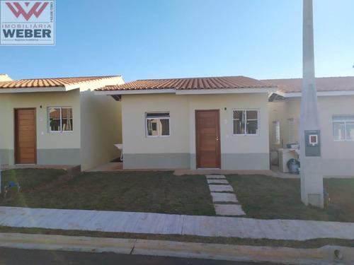 Imagem 1 de 14 de Casa 2 Dorm, 126 M²  Jardim Tropical - 937