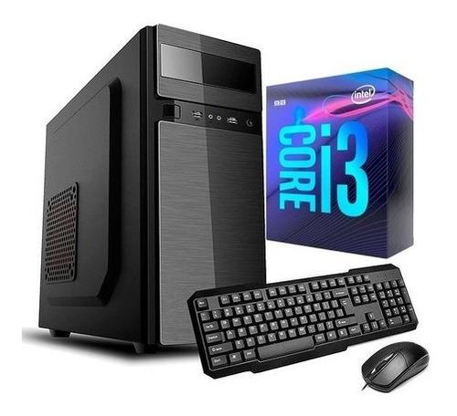 Imagen 1 de 2 de Computadora Nueva Core I3, 4gb De Ram,500gb Dd Tienda Fisica