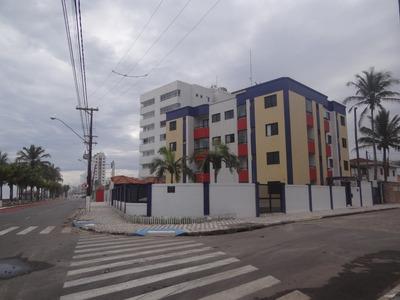 Apartamento Em Mongaguá De Frente A Praia R$ 150 C6574