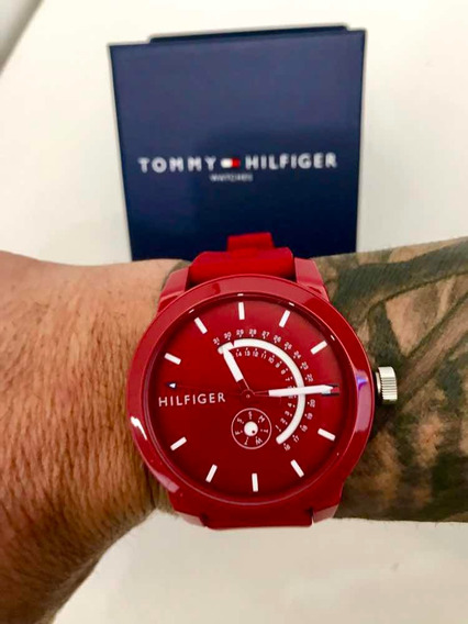 Relogio Tommy Hilfiger 1791480 100% Original! Exclusivo! Top