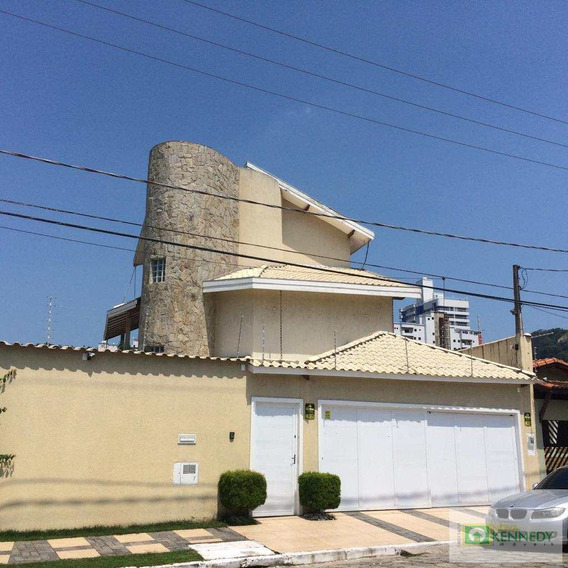 Sobrado Com 4 Dorms, Canto Do Forte, Praia Grande - R$ 1.6 Mi, Cod: 14881018 - V14881018