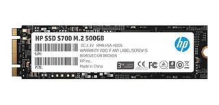 Disco sólido interno HP S700 2LU80AA 500GB