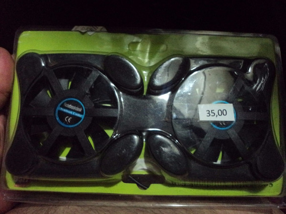 Cooler Usb Notebook 2 Fans