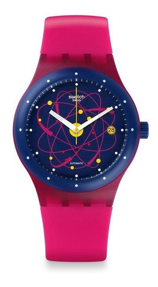 Swatch Sistem Pink (sutr401) Impecable