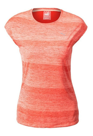 Remera Puma Mujer Epic Run S/s Tee Dry Cell 360ºreflectivity
