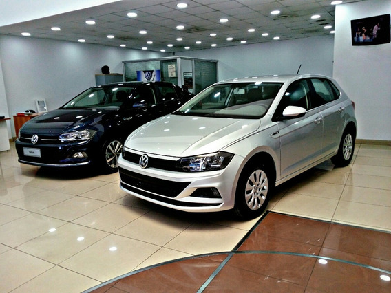0km Polo Trendline Nuevo 2020 Manual Volkswagen 1.6 Msi Vw