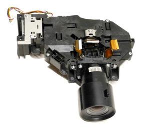 Bloco Optico + Prisma Lcds Para Projetor Epson S12+ H430a -