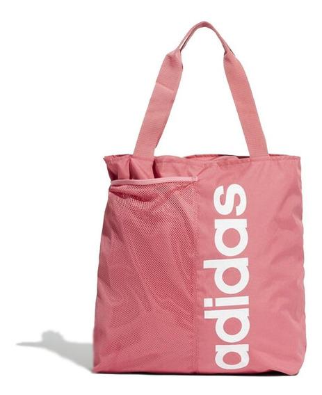 adidas Bolso Linear Rosa - Mujer - Corner Deportes