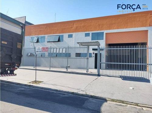 Imagem 1 de 29 de Galpão Para Alugar, 724 M² - Cumbica - Guarulhos/sp - Ga1061