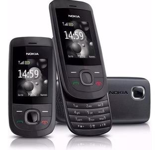 Celular De Flip Nokia 2220 Desbloqueado Novo De Vitrine