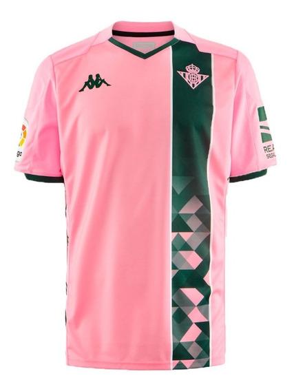 Camisa Do Real Betis Novo Espanha 2019/2020 Oficial - Oferta