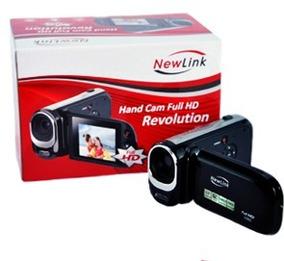 Filmadora Digital Full Hd Newlink