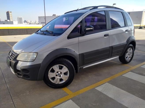 Idea 1.8 8v Adventure 2007 Flex Completa, Financi S/ Entrada