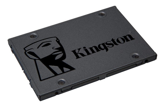 Hd Ssd Kingston A400 240gb 530mbs Sata 3 Sa400s37/240g Novo Com Nota