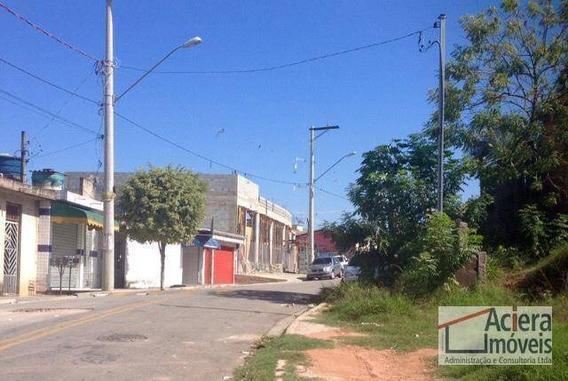 Terreno Para Alugar, 500 M² Por R$ 1.700/mês - Jardim Maristela - Itapevi/sp - Te1210