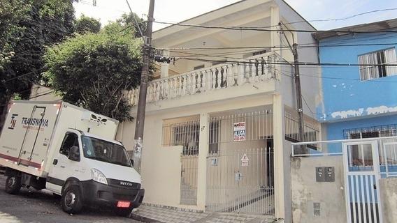 Casa No Jardim Elvira, Osasco, 2 Quartos Com 1 Vaga - 975