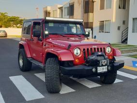 Imponente Poderosa Jeep Rubicon Awd Nacional 100k En Extras