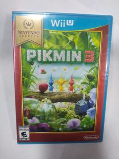 Pikmin 3 Para Wii U Videojuegos Leo