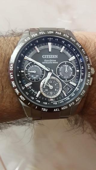 Relógio Citizen Gps Cc9015-54e