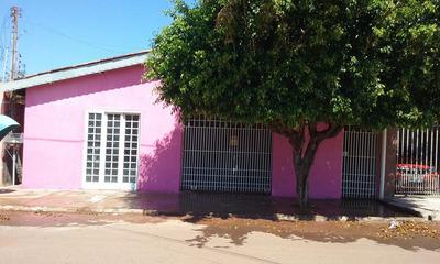 Casa - Várzea Grande, 3 Quart, Próx Aeroporto C Piscina Peq