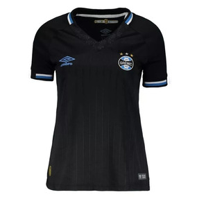 Baby Look Umbro Grêmio Oficial 3 2018 Fem   Schuh Haus 10047