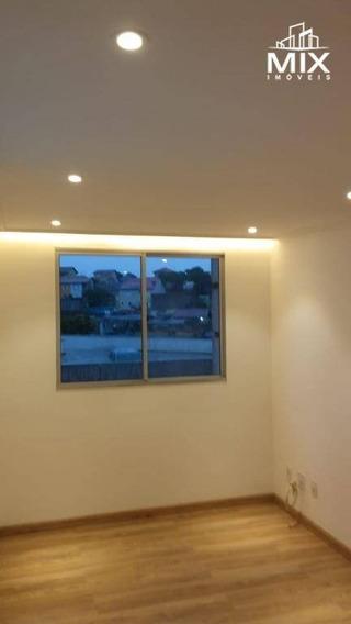 Apartamento Para Alugar Centro, Guarulhos - 2 Dorms - Ap0781