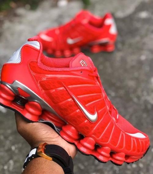 Tênis Nike 12 Molas Original Masculino 2020 Original Novo