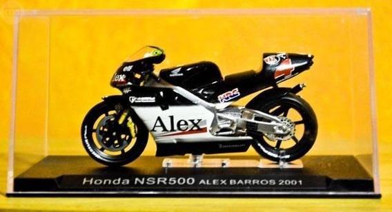 Coleccion Motos Competicion N°30 Honda Nsr500 Alex Barros