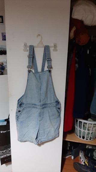 Jardinera De Jeans. 38
