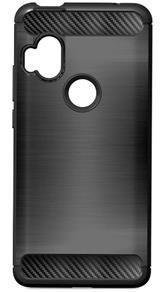 Capa Fiber Original Motorola Moto One Hyper - Iwill