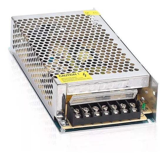 Fonte Chaveada Colmeia 12v 10a 120w - Bi-volt 110/220v