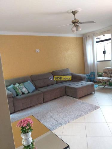 Imagem 1 de 30 de Sobrado Com 3 Dormitórios À Venda, 235 M² Por R$ 690.000 - Parque Selecta(montanhão) - São Bernardo Do Campo/sp - So0816