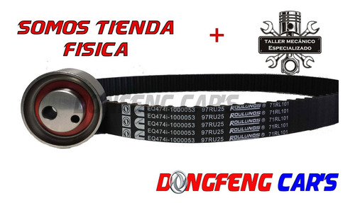 Kit De Tiempo Mini Van Bus Truck Dongfeng 1.3