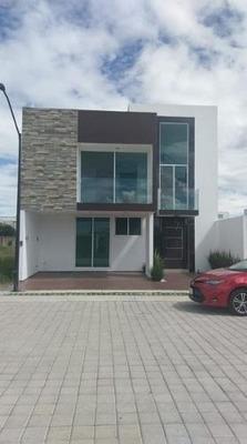 Casa Nueva En Venta En Fraccionamiento La Meza