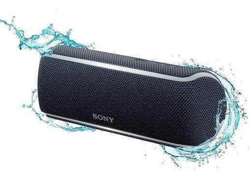 Caixa De Som Speaker Portátil Sony Flip 4 Srs-xb21 Preta