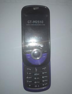 Celular Samsung Gt M 2510
