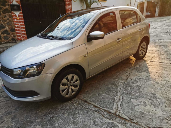 Volkswagen Gol 1.6 Cl I-motion Pe Pseg At 5 P 2015