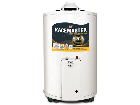 Termotanque Multi Gas Kacemaster 75 Litros Alta Recuperacion