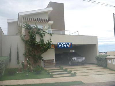 Casa Residencial À Venda, Residencial Village Dahma Rio Preto Ii, São José Do Rio Preto - Ca0045. - Ca0045