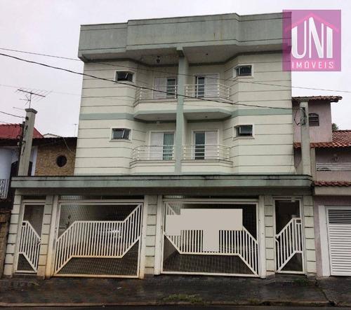 Imagem 1 de 11 de Apartamento Com 3 Dormitórios À Venda, 67 M² Por R$ 320.000,00 - Vila Curuçá - Santo André/sp - Ap1665