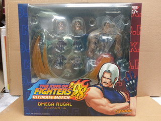 The King Of Fighters 98 Omega Rugal Storm Collectibles