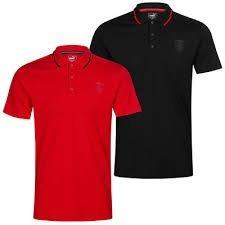 Camisa Y Polo Puma Ferrari Roja Negra Tipo wOnk0X8P
